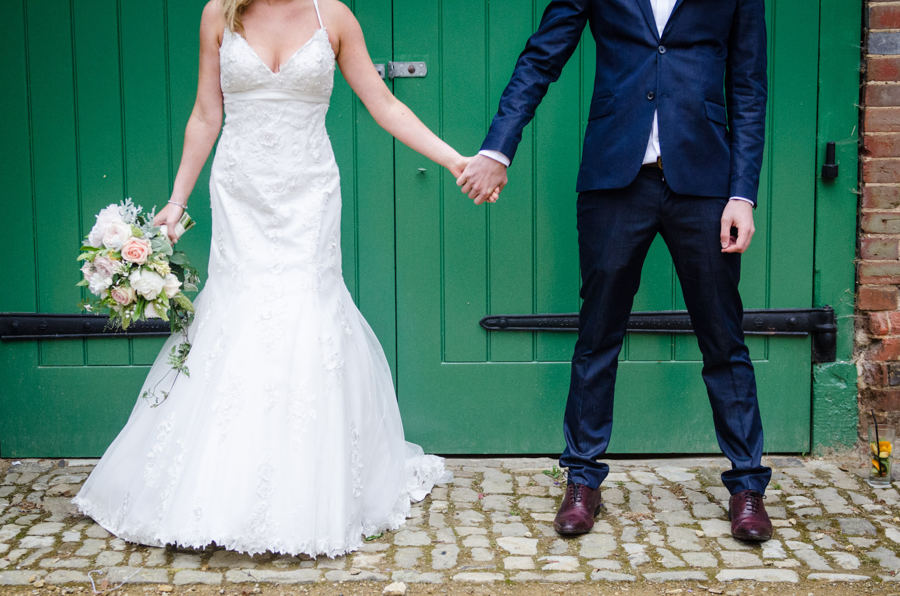 Lauren weds rock n\' roll Fred (and their absolute dream of a day ...