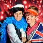Gangster Themed Brighton Gay Wedding