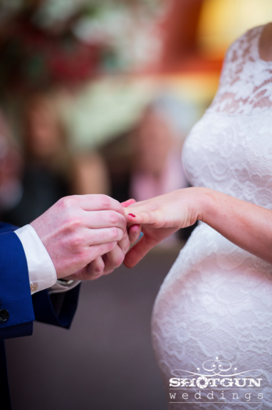 weding ring exchange sam charlene traditional brighton wedding